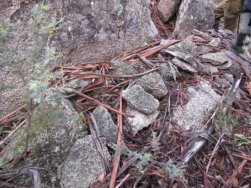 ACT-NSW Border Markers and Lockspits - Mouat Line